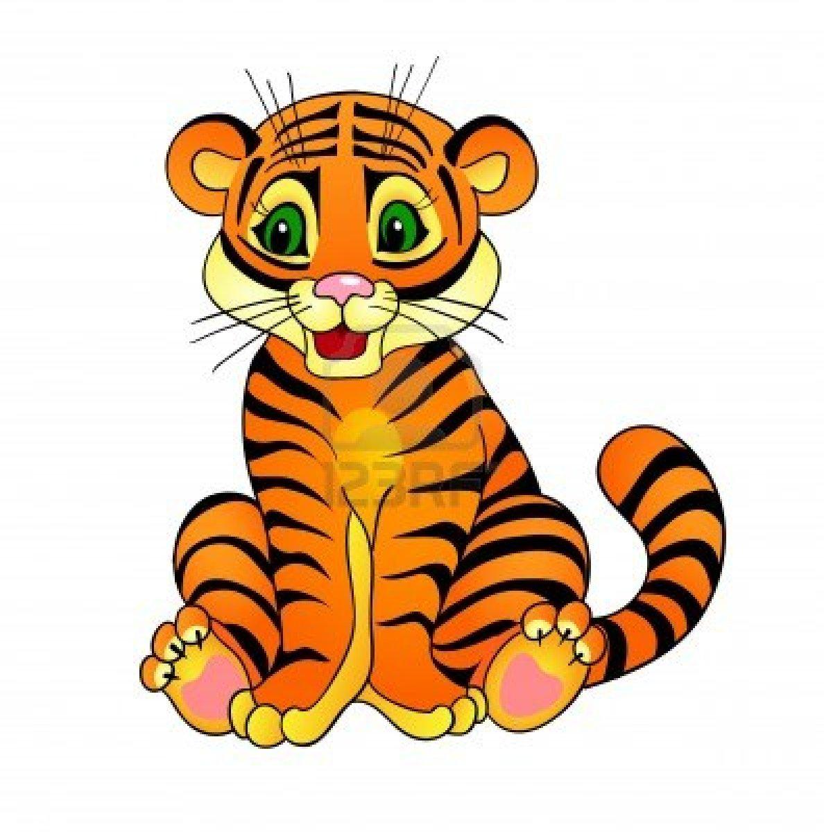 Les tigres dans les dessins anim s les tigres blancs - Image dessin tigre ...